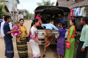 ミャンマー ベイ 結婚式
