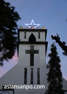 ミャンマー パアン 教会