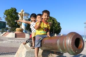 ミャンマー シットウェ 公園