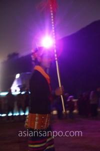 ミャンマー ラヘー ナガ族 正月