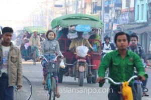 ミャンマー シットウェ