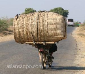 ミャンマー マンダレーーマグェ