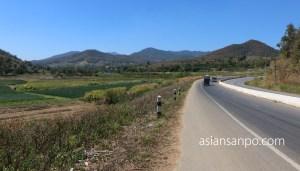タイ チェンライーチェンマイ