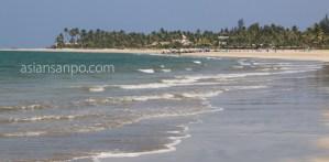 ミャンマー グエサウン ビーチ