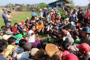 ミャンマー カターシュエボー