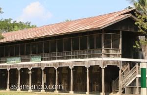 ミャンマー カタ-ミッチーナ 学校