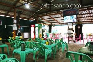 ミャンマー ガンゴー 食堂