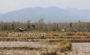 ミャンマー カレイミョーータム インド 友好道路