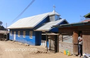 ミャンマー カレイミョーーハカ チン州