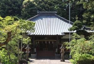 妙蔵寺本堂