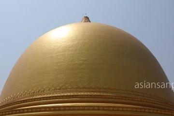 ミャンマー ザガイン オッパイ寺院
