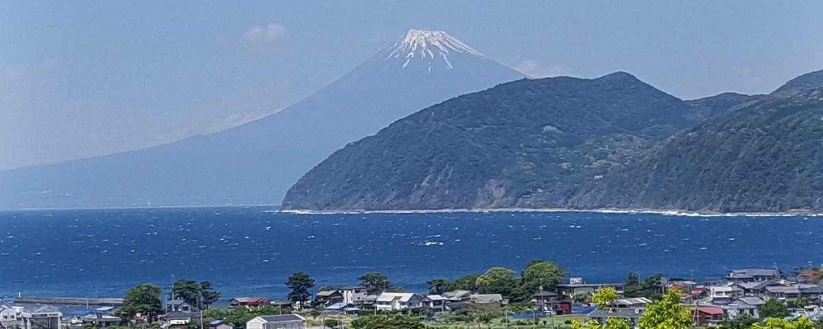 妙蔵寺富士山