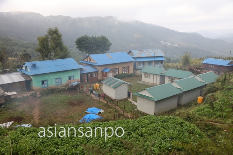 ネパール パッタレー