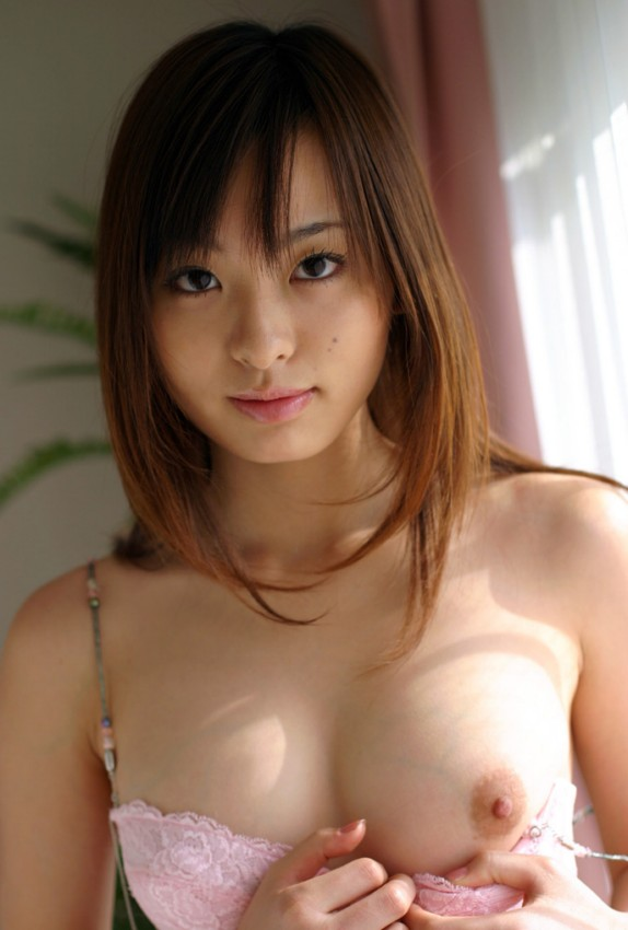 Hot chinese lingerie girl naked