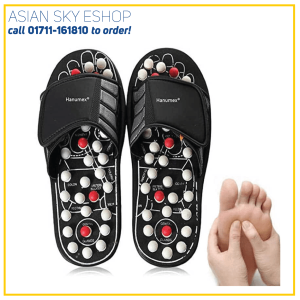 Acupuncture Sandal Foot Massager
