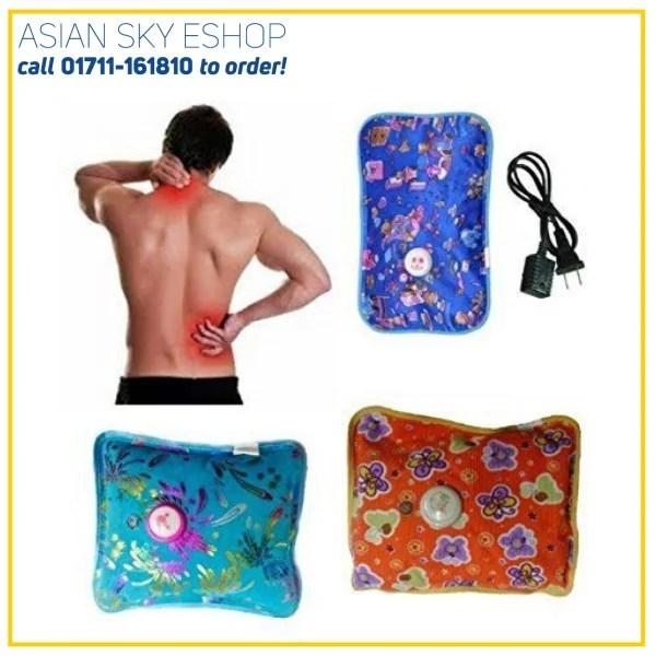 Hot Water Bag Pain Relief