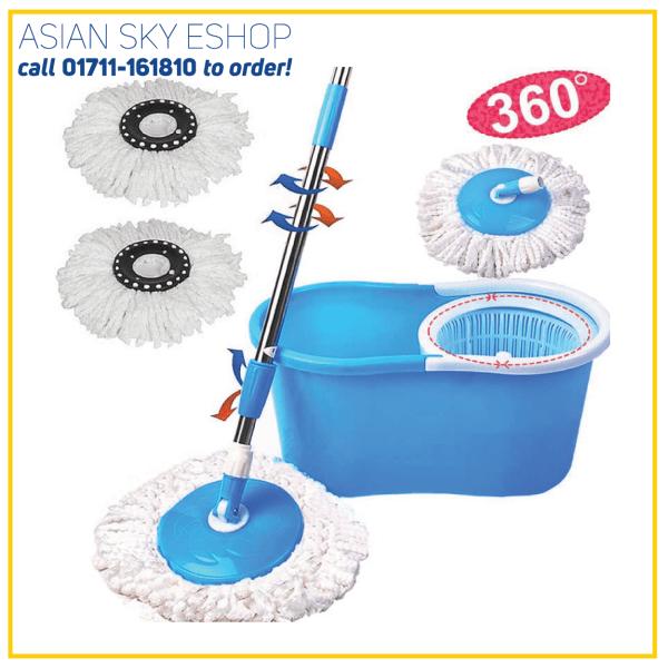 Rotary Mop 360 Rotate
