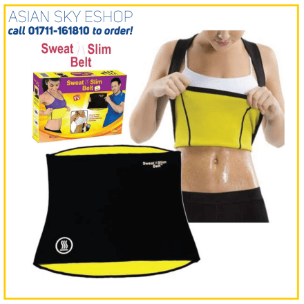 Sweat Slim Belt for Men & Women