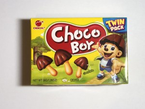 Orion Choco Boy Korean Snack