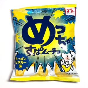 Koikeya Mecha Supper Potato Chips