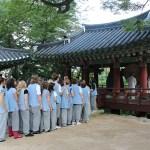 [Report] Voyage avec CapCorée été 2012. part 4 (Olympic Concert et Temple Stay)