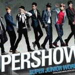 Rencontre avec les Super Junior lors du SS4 à Paris le 06 avril 2012