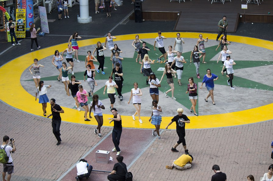 Flashmob - 16082013 - Dream High_110