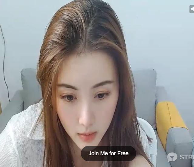 chinese camgirl