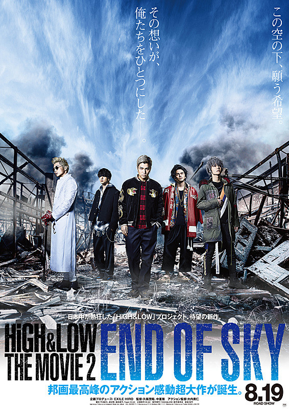 Streaming High And Low Season 2 Sub Indo : streaming, season, Worst, Episode, Download