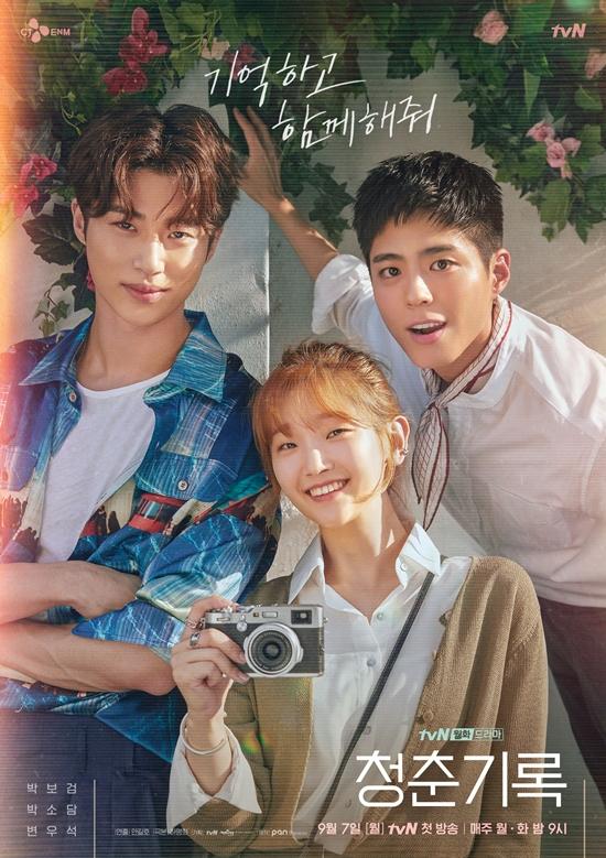 Drama Korea W Episode 7 : drama, korea, episode, Record, Youth, AsianWiki