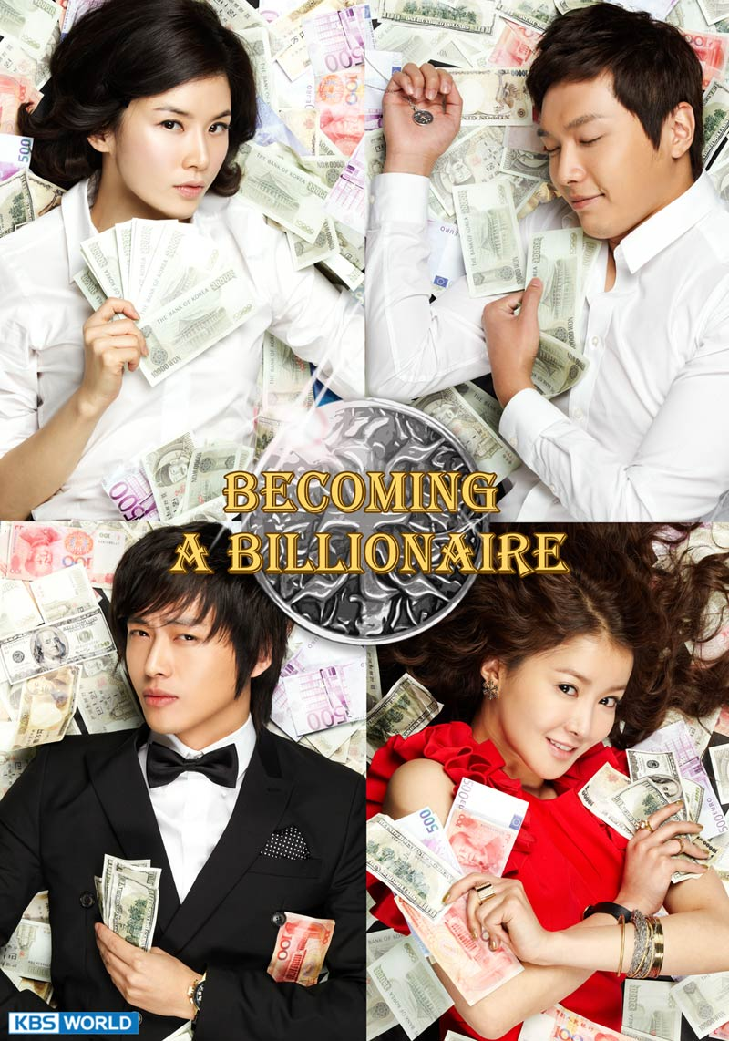 Download Drakor Rich Man Sub Indo : download, drakor, Becoming, Billionaire, AsianWiki
