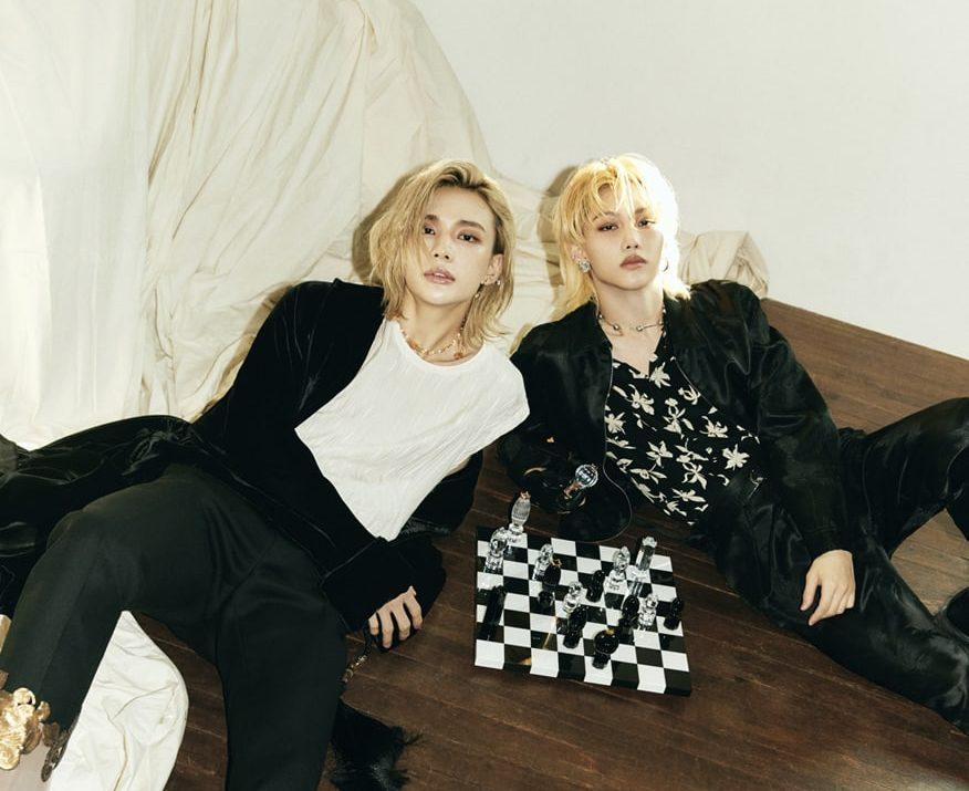 Read more about the article Revista Arena entrevista Felix e Hyunjin do Stray Kids