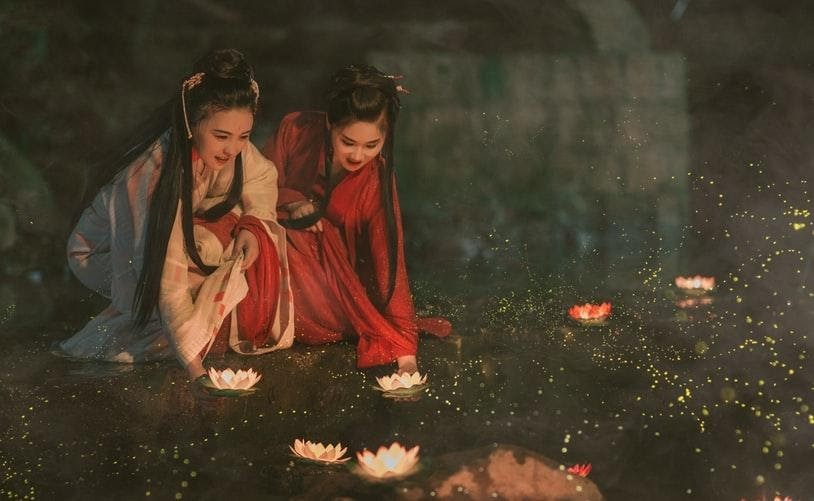 Read more about the article Vestimentas tradicionais – China