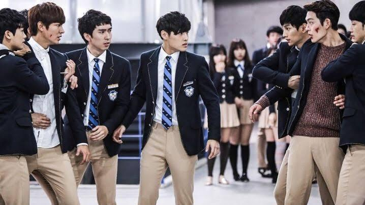Read more about the article O Bullying em doramas
