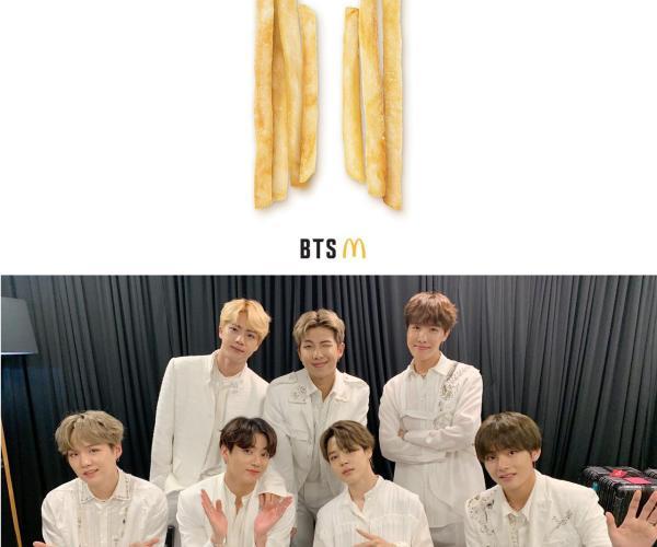 McDonald's e BTS