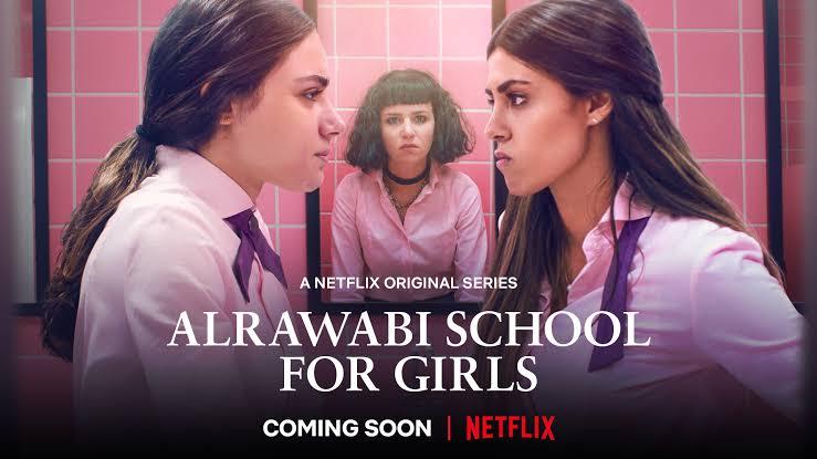 Read more about the article AlRawabi School for Girls: Nova série Árabe da Netflix