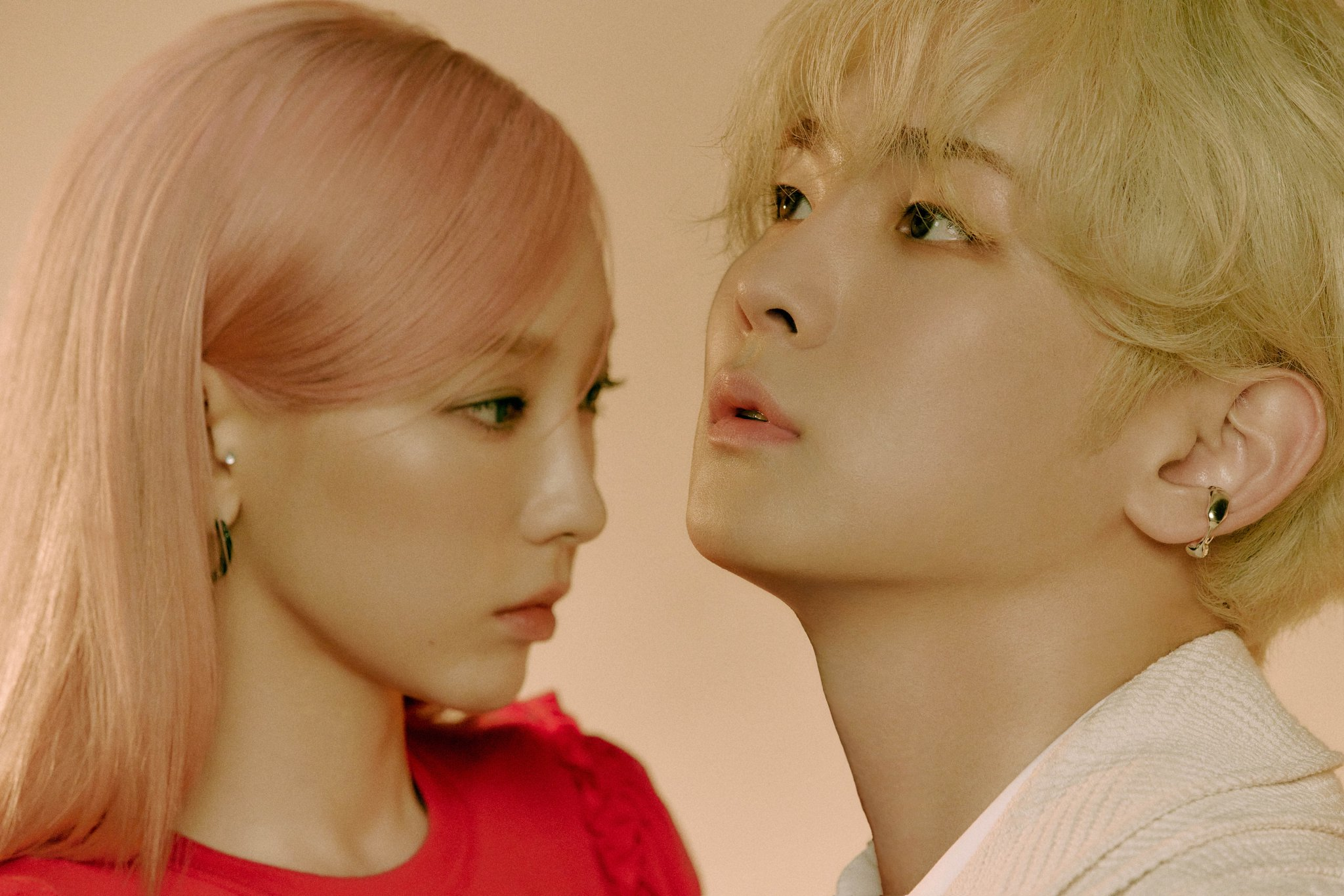 """Read more about the article SHINee: Key faz comeback com """"Hate That… (Feat. Taeyeon)"""""""
