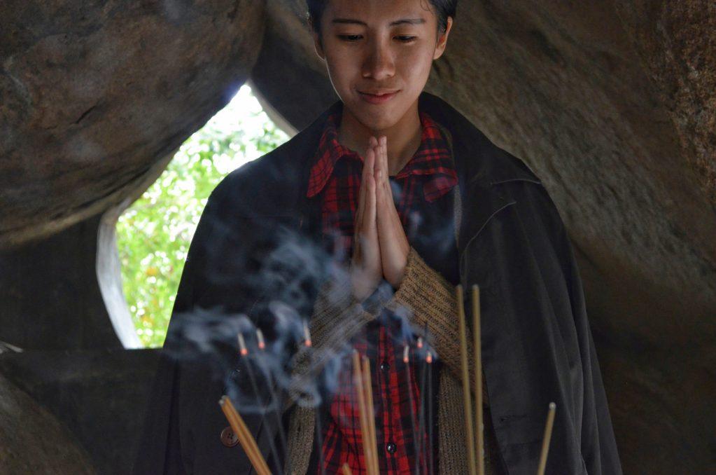 china práticas religiosas