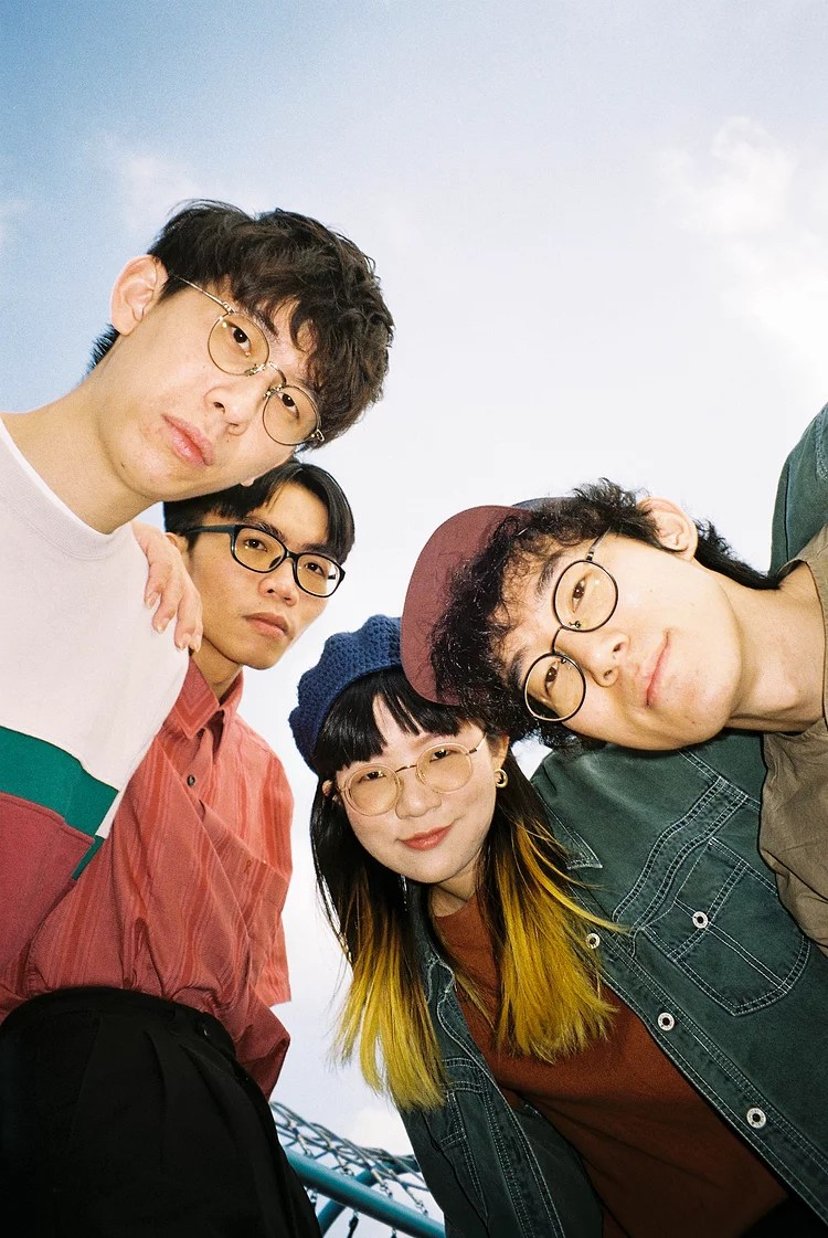 Read more about the article #INDIESTAGE: Conheça a banda indie taiwanesa DSPS