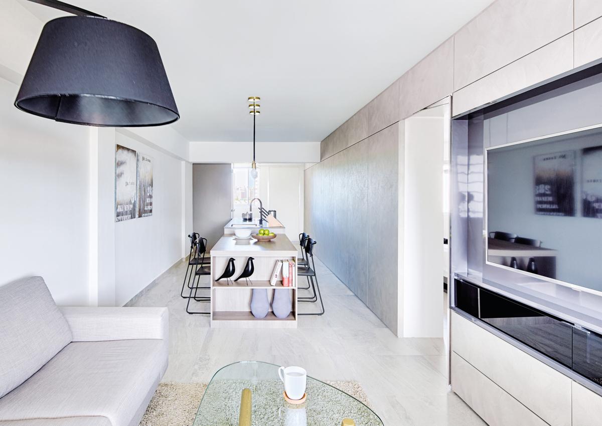 Design Ideas For Small Open Concept Living Room Novocom Top