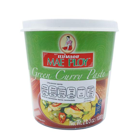 Mae Ploy Pasta De Curry Verde
