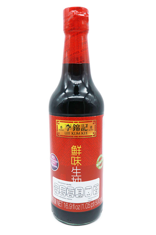 Lee Kum Kee Salsa De Soya Clara Lkk
