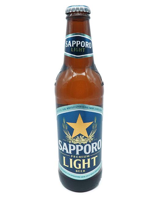 Sapporo Cerveza Light