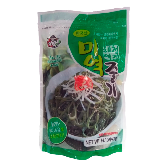 Salted Seaweed Stem
