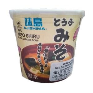 AJISHIMA SHINSHU MISO CON TOFU 12 GR