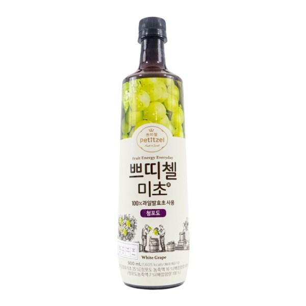 CJ Bebida de vinagre de uva