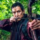 Daniel Wu in Into the Badlands