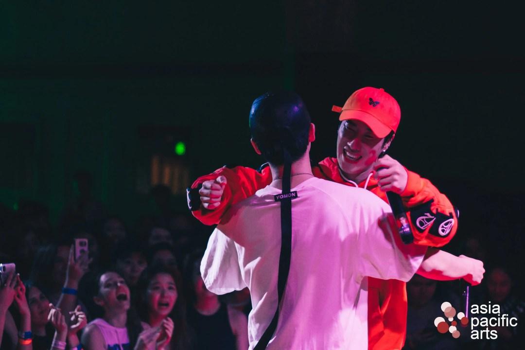Mad Clown and San E