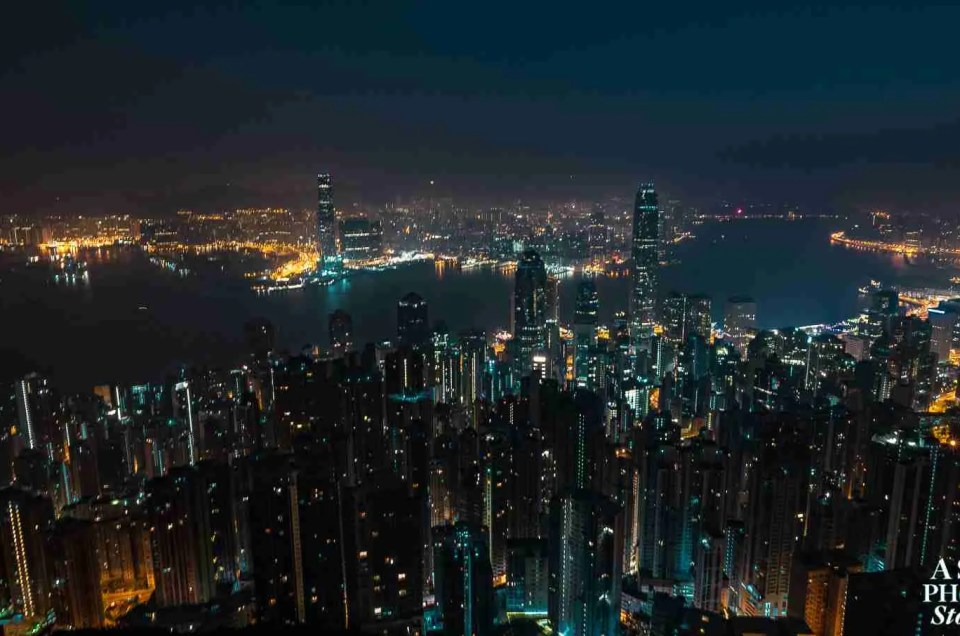 Hong Kong from High & Low