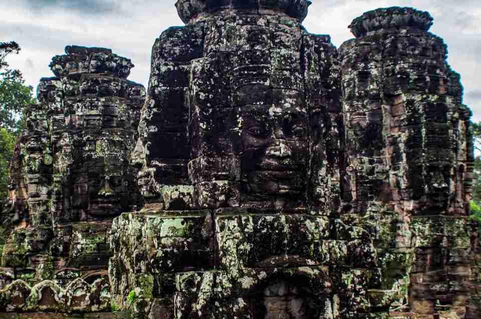 City of Angkor: Bayon
